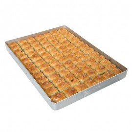 Baklava With Pistachio - Large Tray (3,5 Kg.)