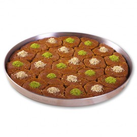 Burma Kadayıf With Walnut- Large Tray (3,7 Kg.)