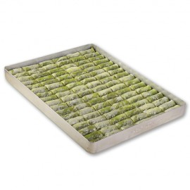 Wrap With Pistachio - Large Tray (3,5 Kg.)