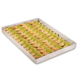 Şöbiyet With Pistachio - Large Tray  (3,3 Kg.)