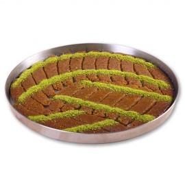 Milky Burma Kadayıf With Pistachio - Large Tray (3,5 Kg.)
